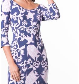 TORI RICHARD CAROL DRESS