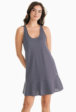 SOUTHERN TIDE LYLA KNIT PERFORMANCE DRESS