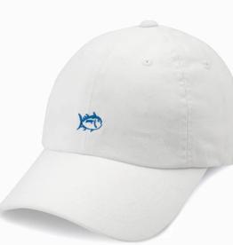 SOUTHERN TIDE MINI SKIPJACK HAT WHITE