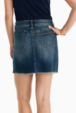 SOUTHERN TIDE GABRIELA DENIM SKIRT