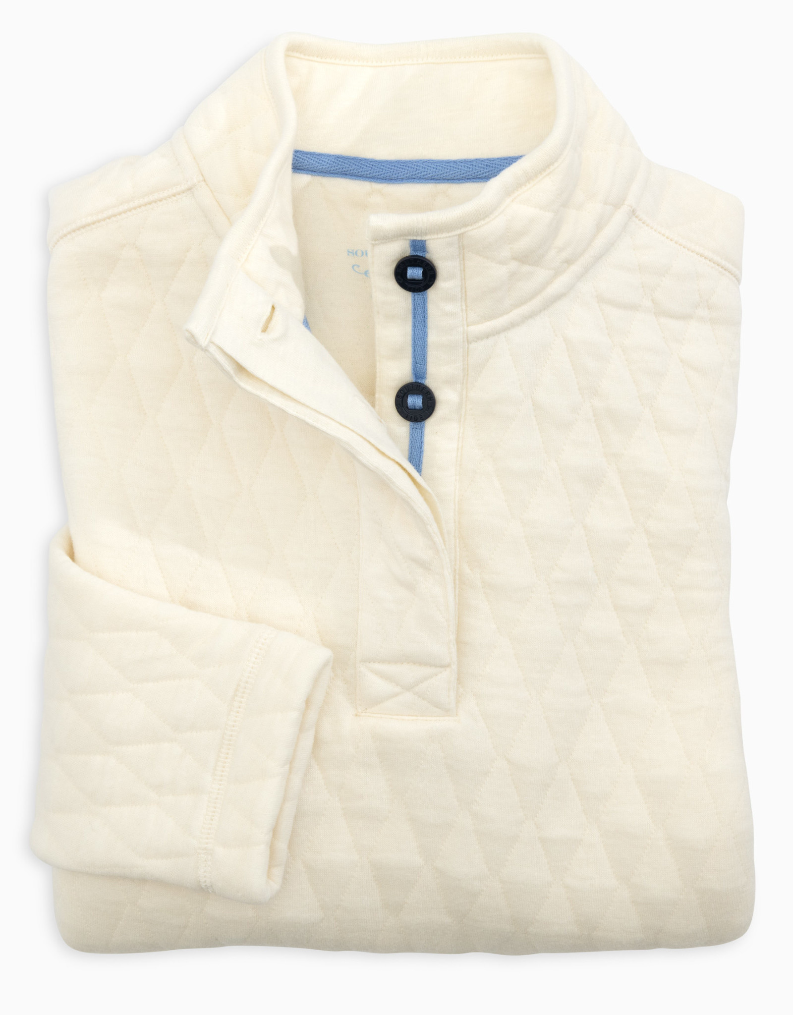 SOUTHERN TIDE QUILTED PULLOVER