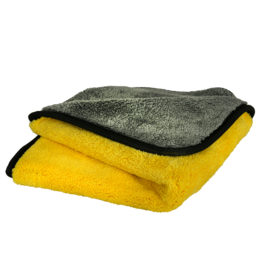 Chemical Guys MIC_1001 Microfiber Max 2-Faced Soft Touch Microfiber Towel (16'' X 16'')