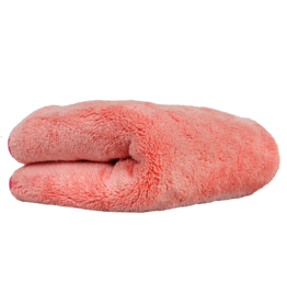 Chemical Guys MIC_1005 Mrs. Sasquatch Maximus Microfiber Towel, Pink, 16'' X 16''