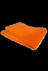 Chemical Guys MIC_725 Premium Car Drying Microfiber Towel, Orange 25'' X 36''