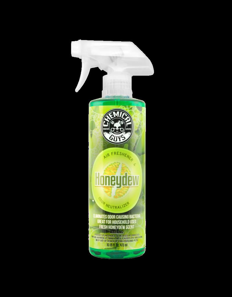 Chemical Guys AIR_220_16 Honeydew Cantaloupe Premium Air Fragrance & Freshener (16 oz)