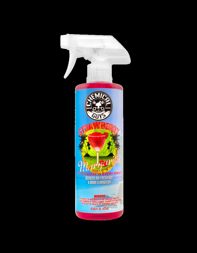 Chemical Guys AIR_223_16 Strawberry Margarita Air Freshener & Odor Neutralizer - 16 oz