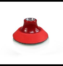 TORQ Tool Company BUFLC_300 TORQ R5 Rotary 3'' Rotary Red Backing Plate