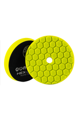 Hex-Logic BUFX111HEX6 Hex-Logic Quantum Buffing Pad -Yellow 6.5''