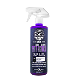 Chemical Guys CLD_700_16 Mat Re-New -Rubber + Vinyl Floor Mat Cleaner And Protectant (16 oz)