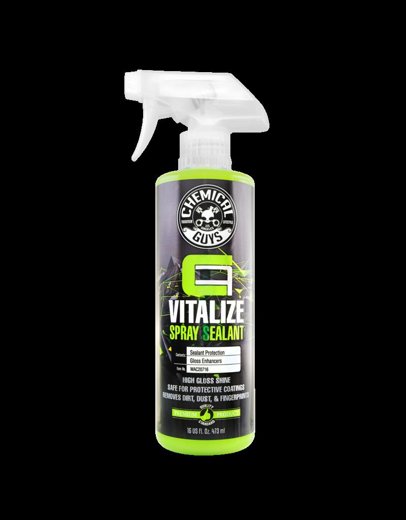 Chemical Guys WAC20716 Carbon Flex Vitalize Spray Sealant (16oz)