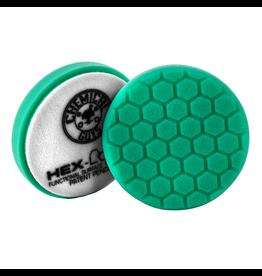 Hex-Logic BUFX_103HEX4 4 '' Hex-Logic Pad Green Light Cut-Heavy Polish Minor Scratch & Swirl Remover Pad- 4''Inch)