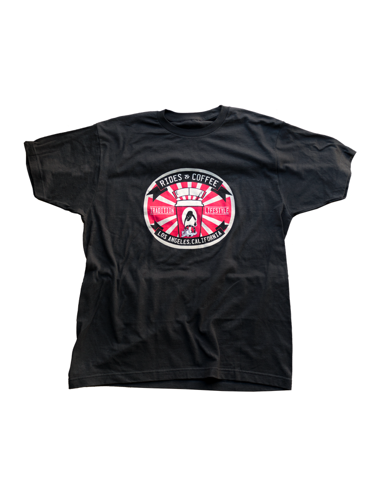 Chemical Guys Chemical Guys SHE727 - Rides and Coffee T-Shirt (Medium)