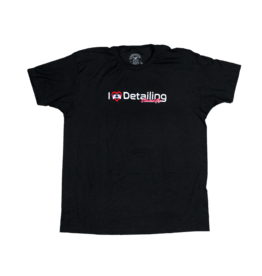 Chemical Guys Chemical Guys SHE728 - I Heart Detailing T-Shirt (Medium)