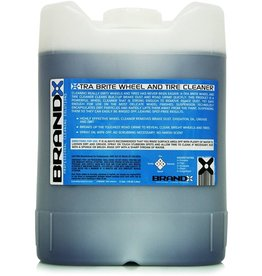 Brand-X X10305 Brand X-TRA Wheel And Tire Super Cleaner (5 Gal. Cube)