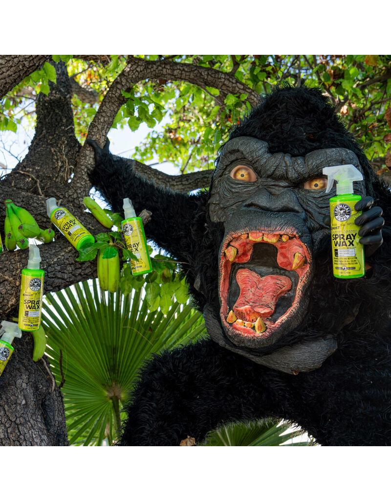 Chemical Guys Almost Blazin' Banana Spray Wax Natural Carnauba Spray Gloss (16 oz)
