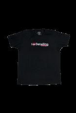 Chemical Guys Chemical Guys SHE728 - I Heart Detailing T-Shirt (Large)