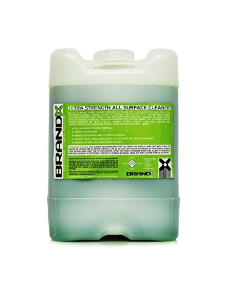 Brand-X X10205 Brand X-TRA Strong All Surface Cleaner (5 Gal. Cube)