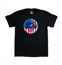 Chemical Guys Chemical Guys SHE721 - American Stars & Stripes T-Shirt (Large)