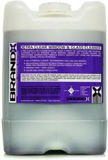 Brand-X X10705 Brand X-TRA Clean Window & Glass Cleaner (5 Gal. Cube)