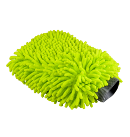 Chemical Guys MIC 493 - (GREEN) Chenille Premium Scratch-Free Microfiber Wash Mitt
