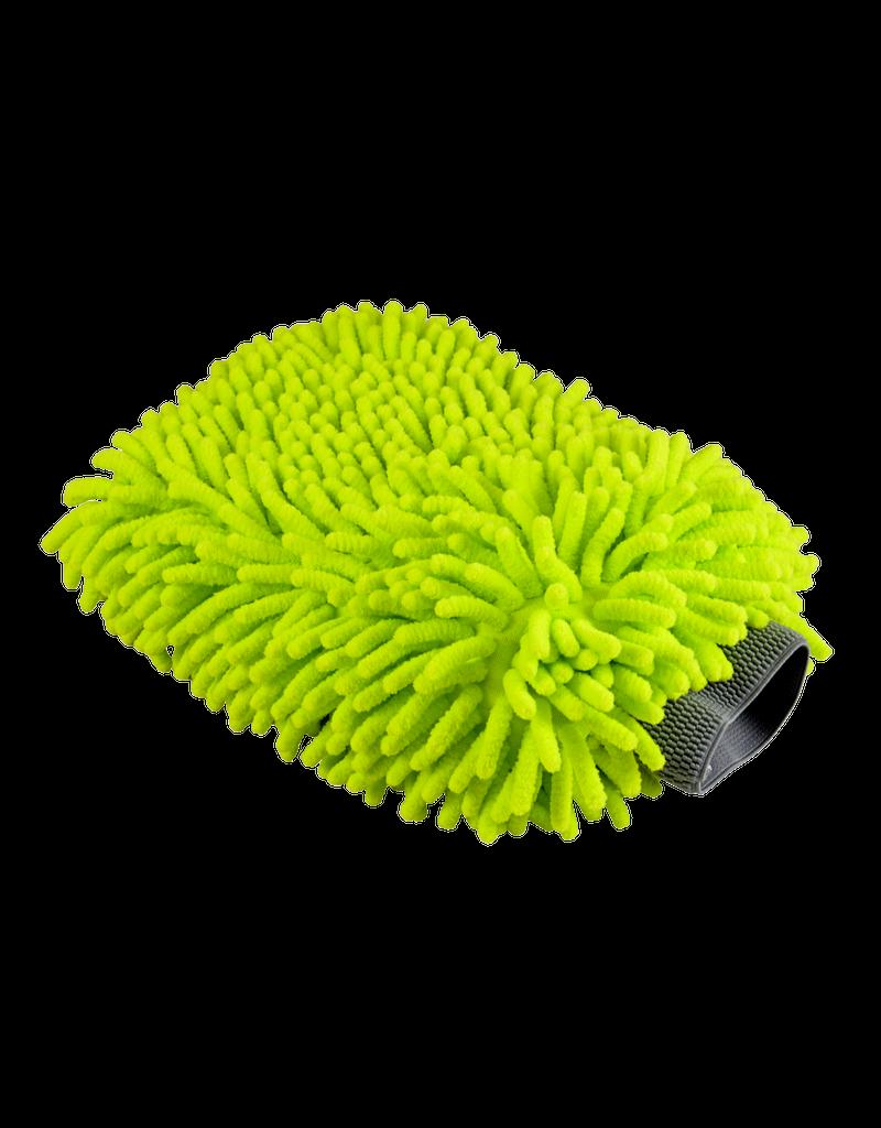 Chemical Guys MIC 493 - (GREEN) Chenille Premium Scratch-Free Microfiber Wash Mitt