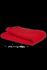 Chemical Guys MIC_707_1-Glass And Window Waffle Weave Streak Free Towel, Red 24'' X 16''
