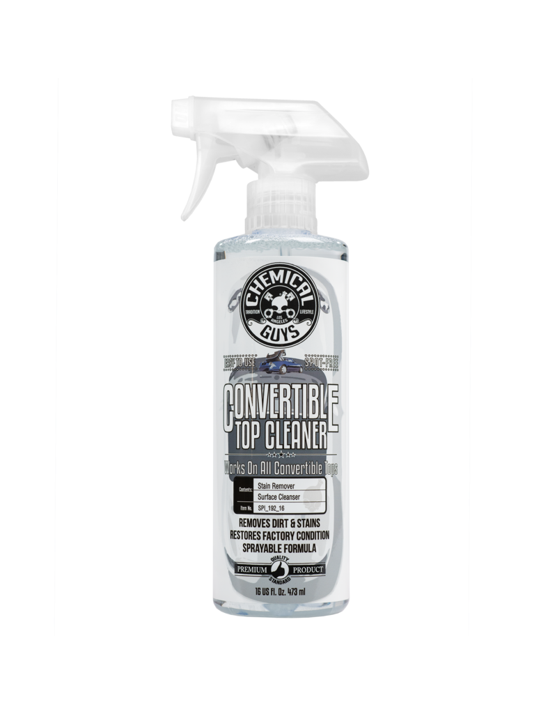 Chemical Guys SPI_192_16-Chemical Guys -Convertible Top Cleaner (16 oz)