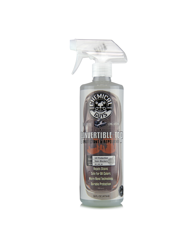 Chemical Guys SPI_193_16-Chemical Guys -Convertible Top Protectant & Repellant (16 oz)