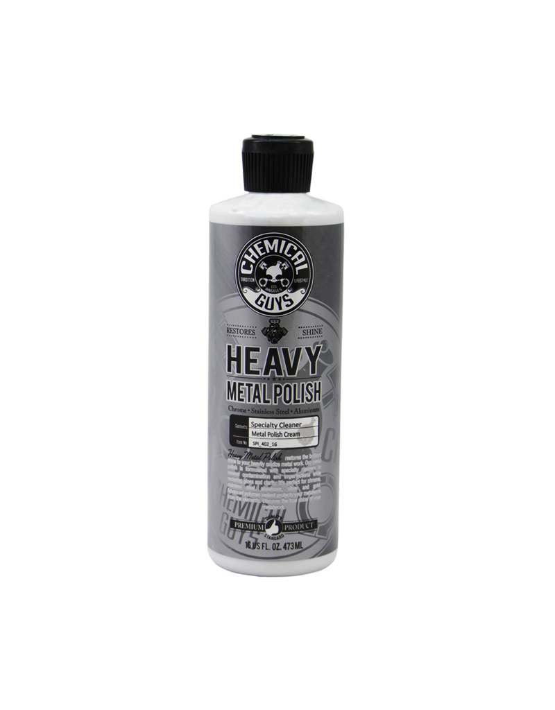 Chemical Guys SPI_402_16-Heavy Metal Polish (16 oz)