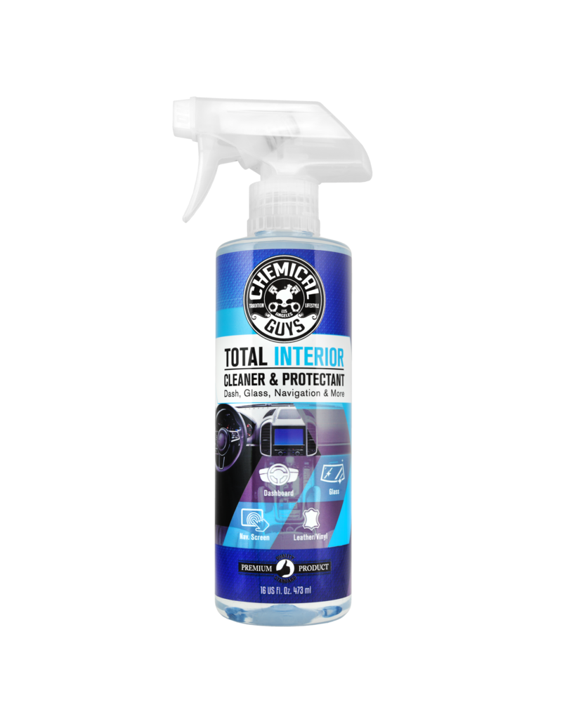 Chemical Guys SPI22016- Total Interior Cleaner & Protectant (16 oz.)