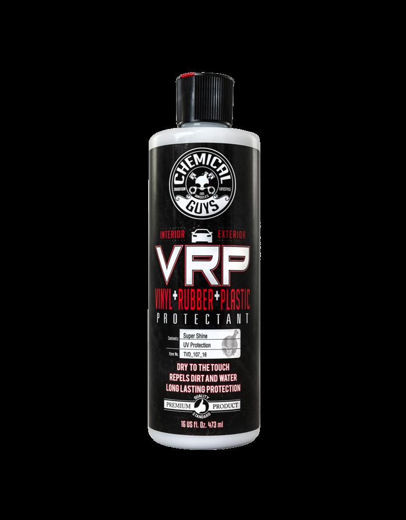 Chemical Guys TVD_107_16-Extreme V.R.P. Dressing 2 Long Lasting Super Shine 100% Dry To Touch Vinyl, Rubber -Tire & Plastic Restorer+Protectant (16 oz)