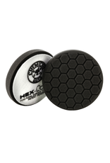 Hex-Logic BUFX_106HEX4-4'' Hex-Logic Pad -Black Finishing Pad (4''Inch)
