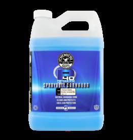Chemical Guys WAC_114-P40-Detailer+Spray White Carnauba Quick Detailer UV Protectant (1 Gal)