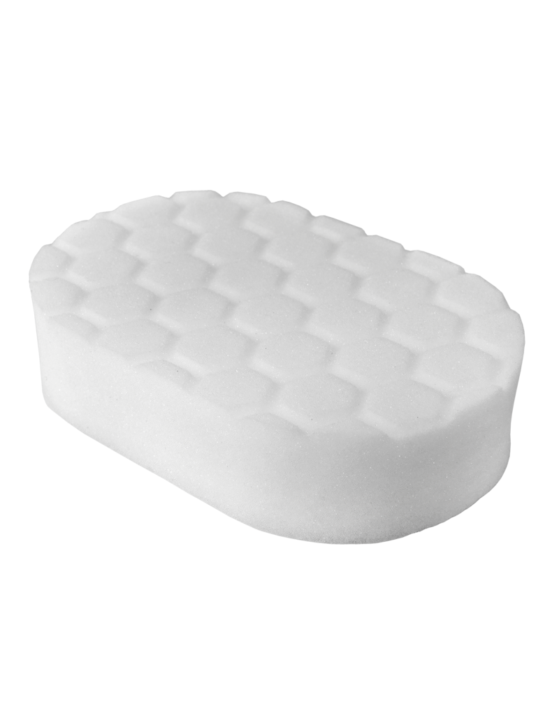 Hex-Logic BUFX_202-White Hex Logic Hand Applicator Pad
