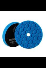 Hex-Logic BUFX115HEX6-Hex-Logic Quantum Buffing Pad -Blue -6.5''
