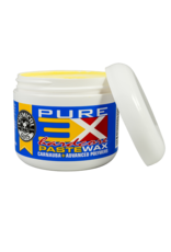 Chemical Guys WAC_301-XXX Hard Core Pure Carnauba Paste Wax+Advanced Polymers (8 oz) Single Jar.