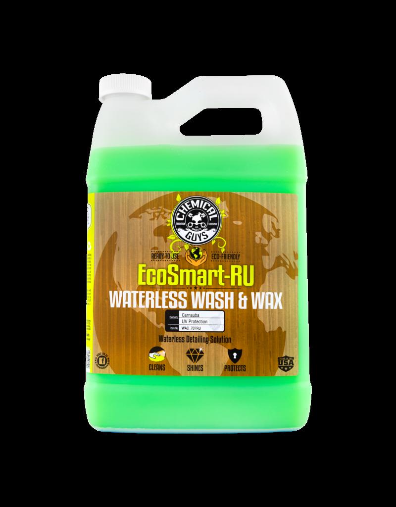 Chemical Guys WAC_707RU- Ecosmart-RU- Waterless Detailing System-Ready To Use (1 Gallon)