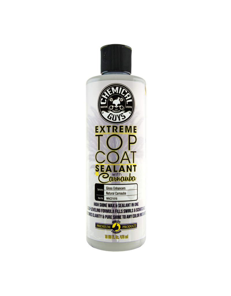 Chemical Guys WAC21016- Extreme Top Coat Sealant (16 oz)