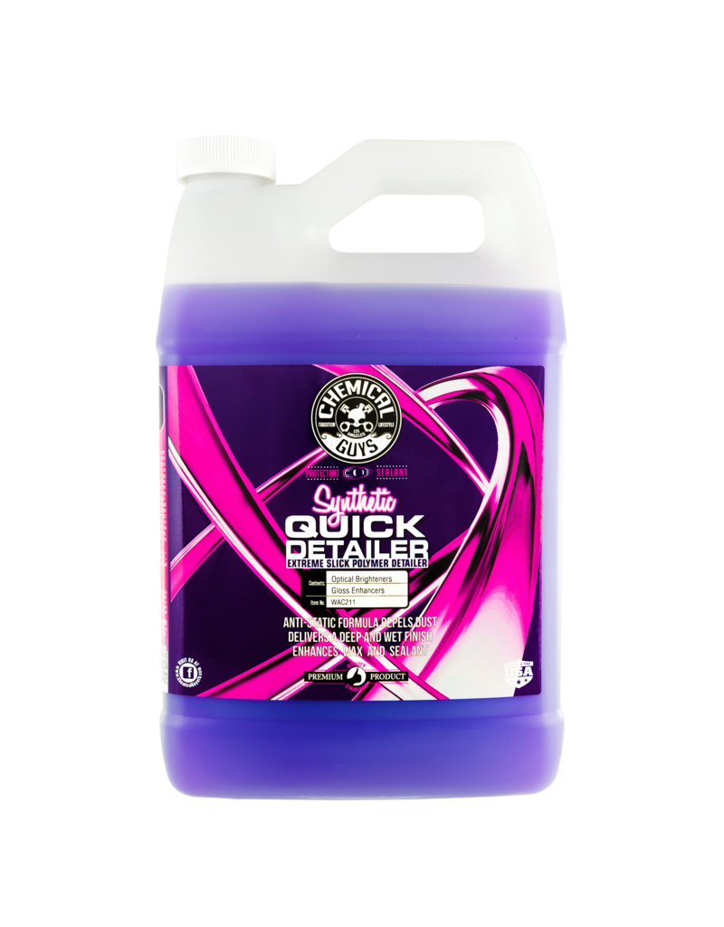 Chemical Guys WAC211-Synthetic Quick Detailer (1 Gal)