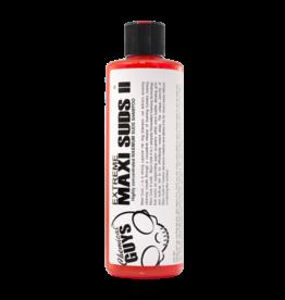 Chemical Guys CWS_101_16-Maxi-Suds II ~Super Suds Shampoo-Superior Surface Shampoo (16 oz)