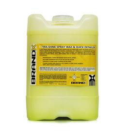 Brand-X X10505-Brand X-TRA Brilliant Spray Shine & Quick Detailer (5 Gal. Cube)