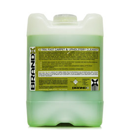 Brand-X X10605-Brand X-TRA Clean Carpet & Upholstery (5 Gal. Cube)