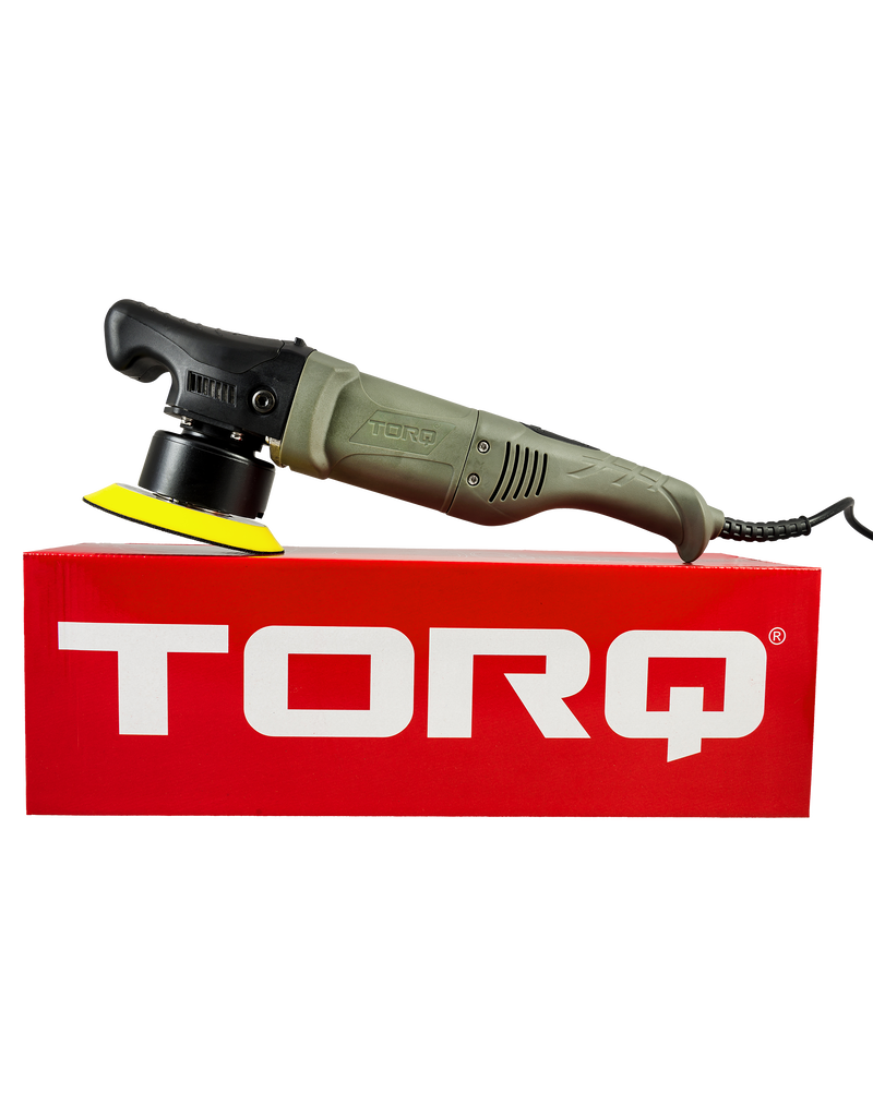 TORQ Tool Company TORQ10FX-TORQ Polishing Machines - 120V/60Hz With TORQ 5'' Backing Plate