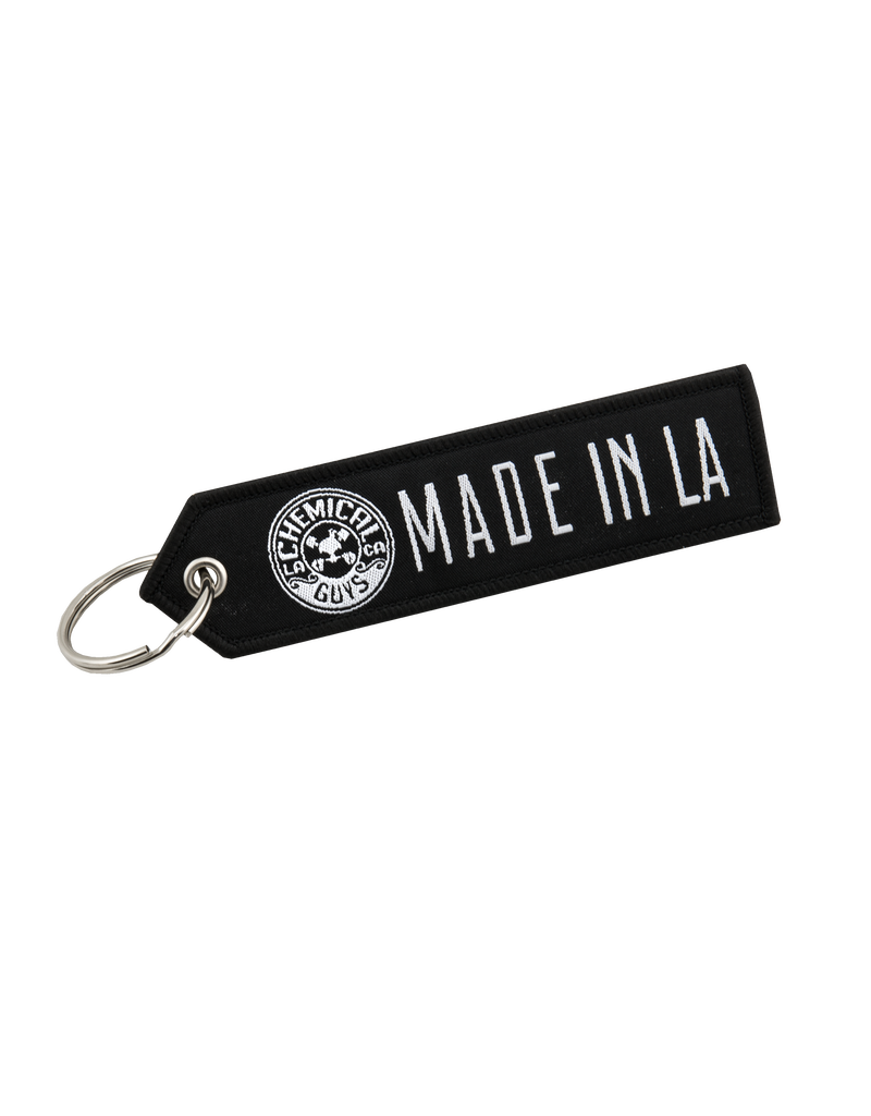 Chemical Guys ACC606-Chemical Guys Made In LA Keychain