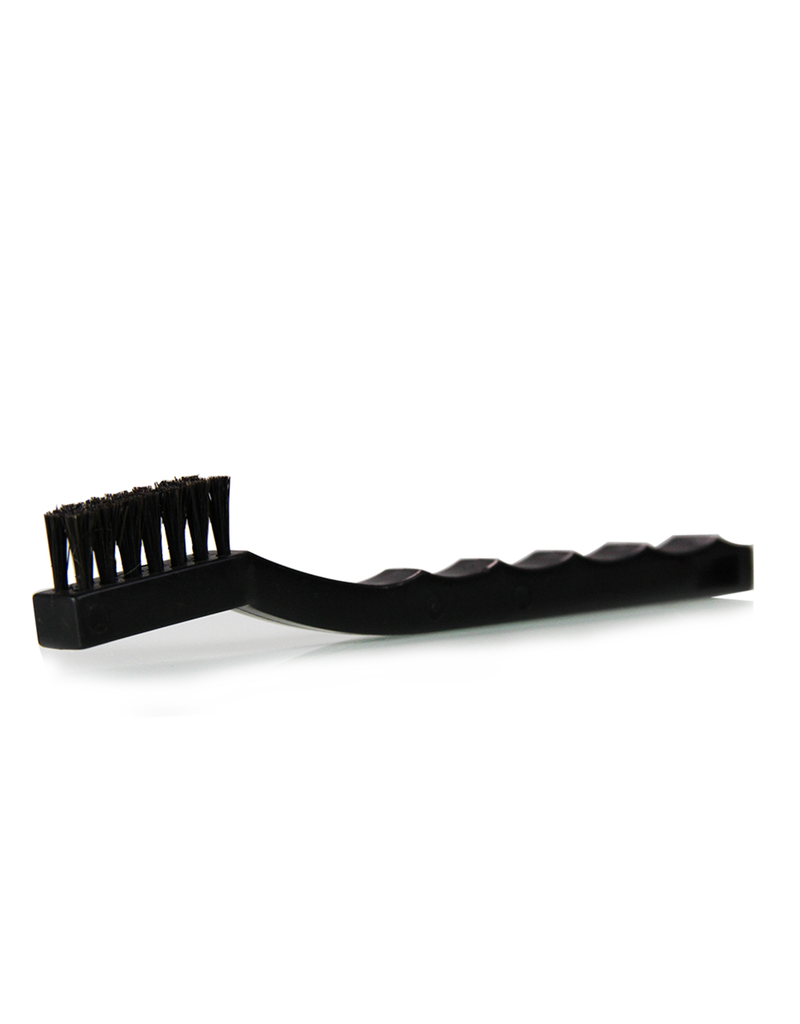 Chemical Guys ACC_663-Master Grip Detailing Brush Soft Horse Hair Bristles w/ Ergonomic Plastic Handle