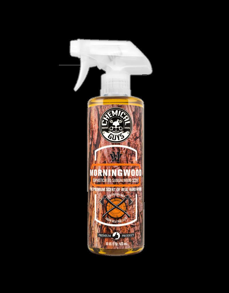 Chemical Guys AIR23016-Morning Wood Air Freshener (16 oz)