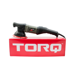 TORQ Tool Company TORQ22D- TORQ Polishing Machines - 120V - 60Hz - Red Backing Plate (1 Unit)