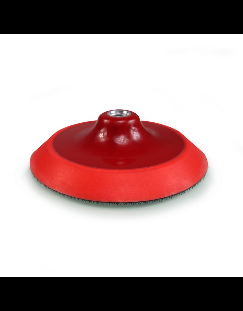 TORQ BUFLC_302-TORQ R5 Rotary 6'' Rotary Red Backing Plate