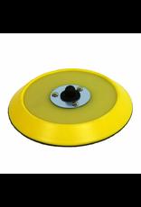 Chemical Guys BUFLC_BP_DA_6-6'' Inch Dual-Action Hook & Loop Flexible Backing Plate Molded Urethane Backing Plate