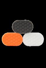 Hex-Logic BUFX_204-Hex-Logic Hand Polishing Applicator Pads 3X6X1In. (3 Pack)